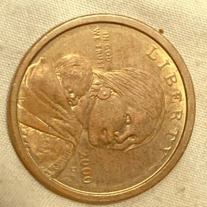 Rare 2000D Sacajawea coin check pics for value